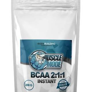 BCAA 2:1:1 Instant od Muscle Mode 250 g Neutrál