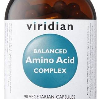 Viridian Balanced Amino Acid Complex 90 kapsúl
