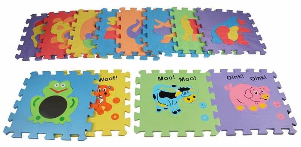 Merco Zvířátka pěnové puzzle