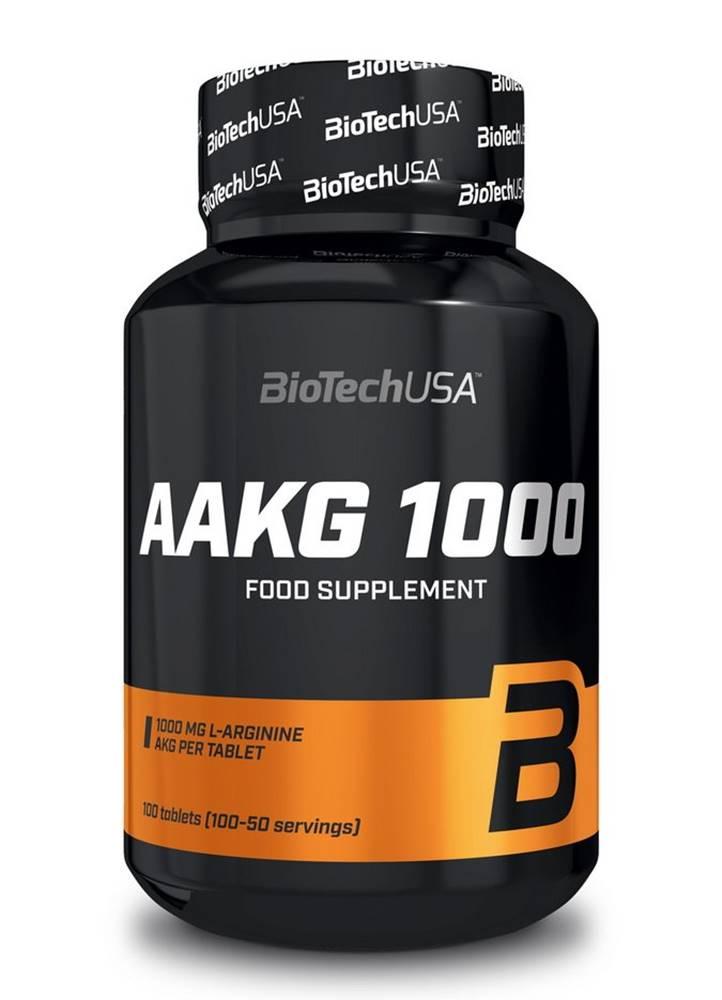 Biotech USA A-AKG 1000 - Biotech USA 100 tbl.