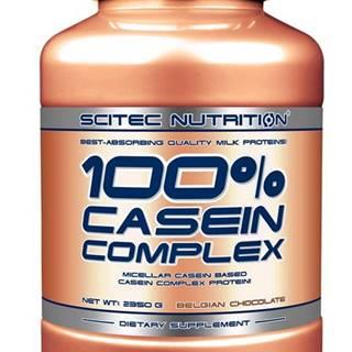 100% Casein Complex - Scitec Nutrition 2350 g Belgian Chocolate