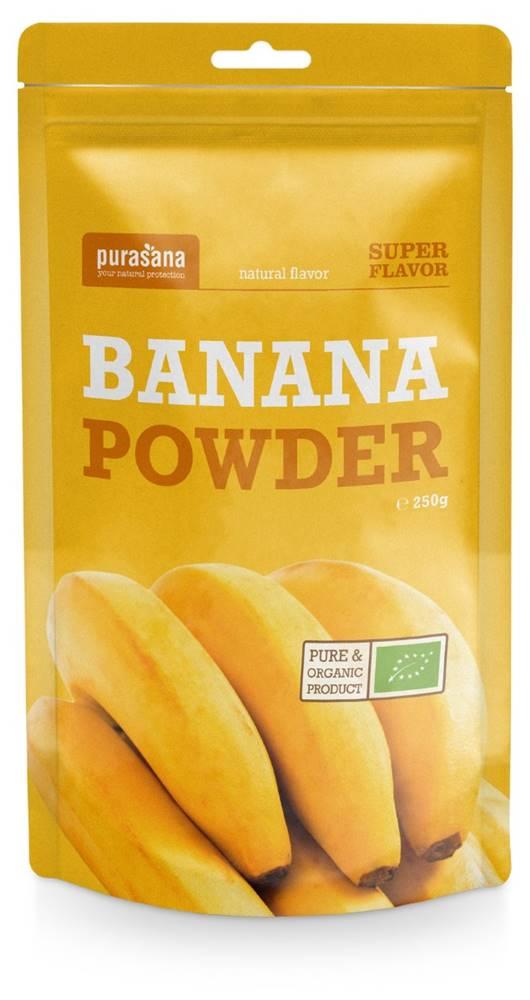 Purasana Banana Powder BIO ...