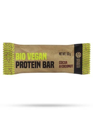 Proteinové tyčinky VanaVita