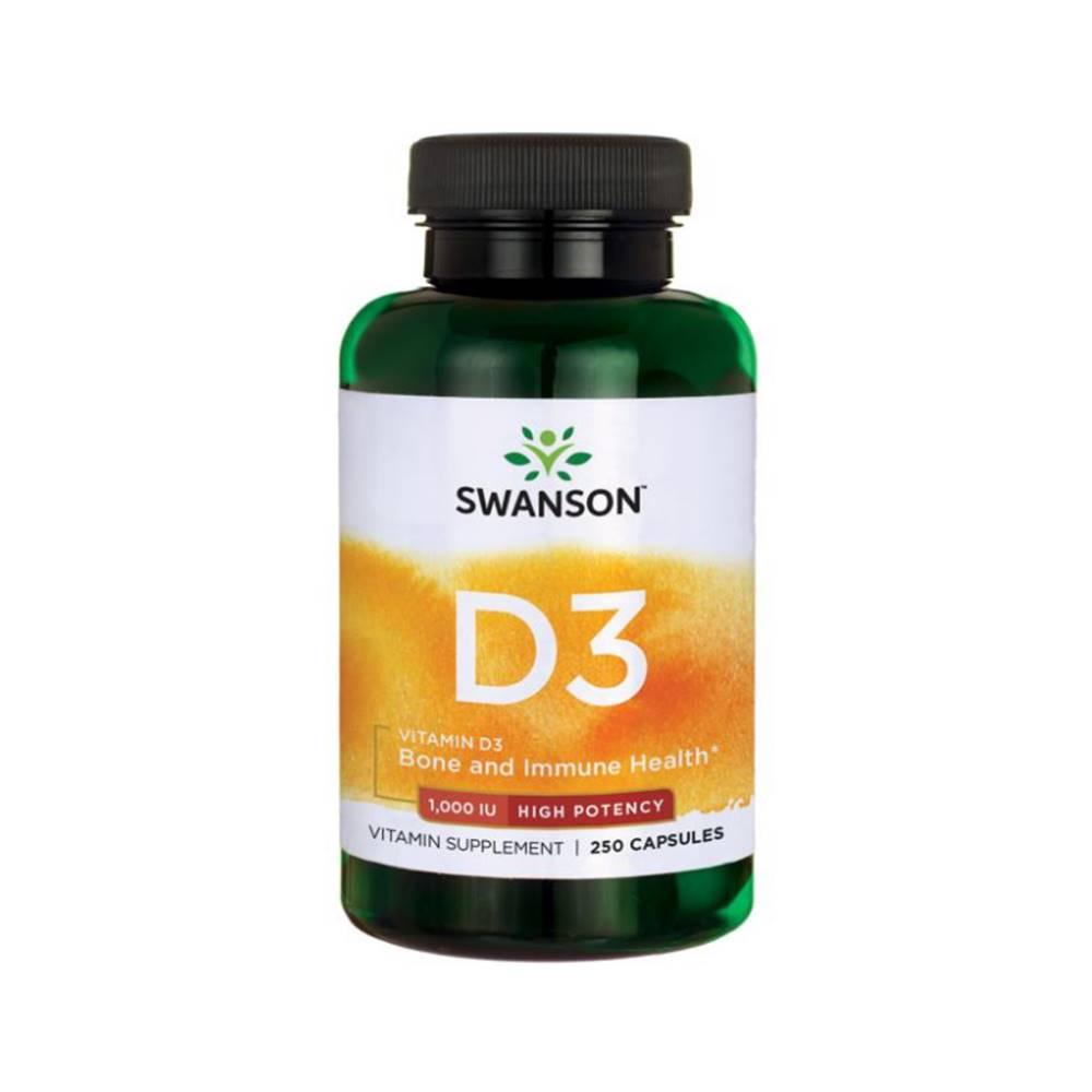 Swanson Vitamin D3 1000 IU ...