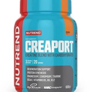 Creaport - Nutrend 600 g Orange