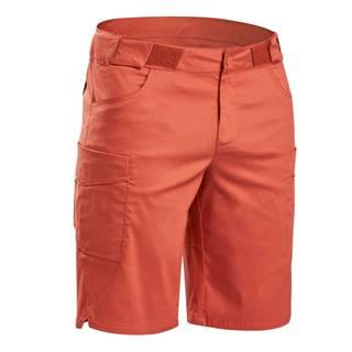 QUECHUA Pánske šortky Nh500 Fresh