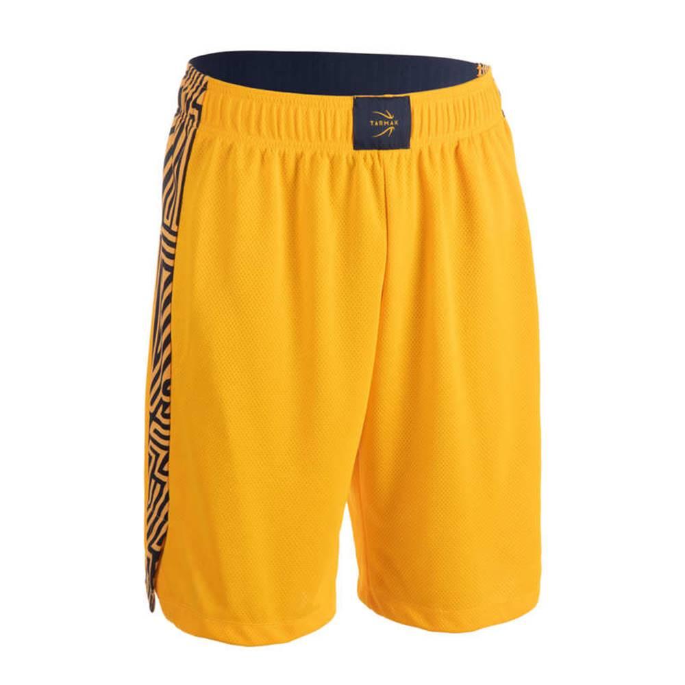 TARMAK TARMAK Pánske šortky Sh500 žlté