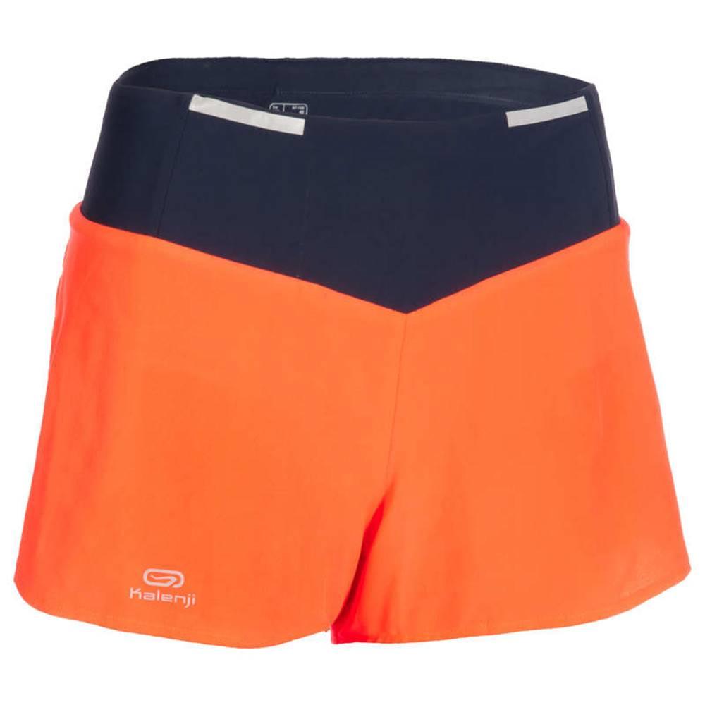 KALENJI KALENJI šortky Na Atletiku Oranžové