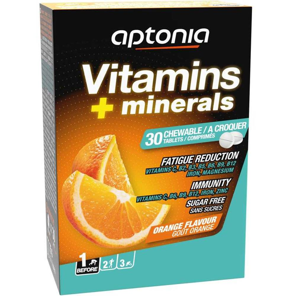 APTONIA APTONIA Vitamíny - Minerály X30
