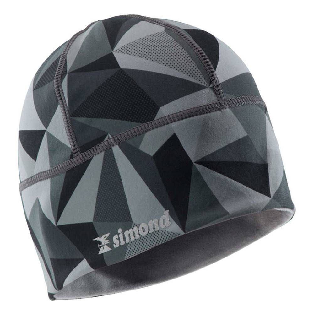 SIMOND SIMOND čiapka Alpinism Sivá S Motívom