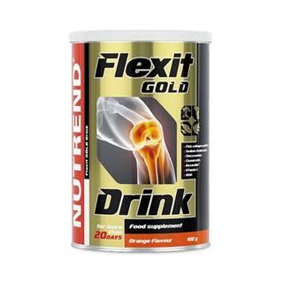 Nutrend Flexit Gold Drink 400 g pomaranč