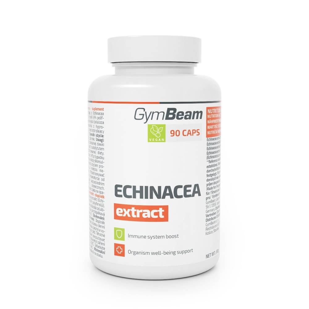 GymBeam GymBeam Echinacea 90 kaps.