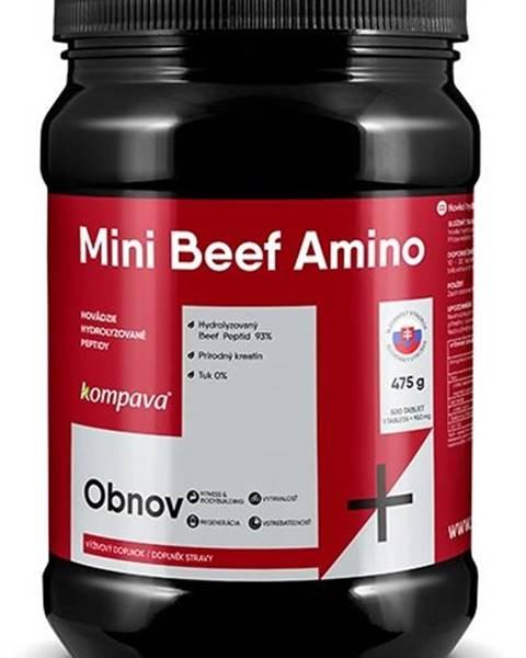 Aminokyseliny Kompava