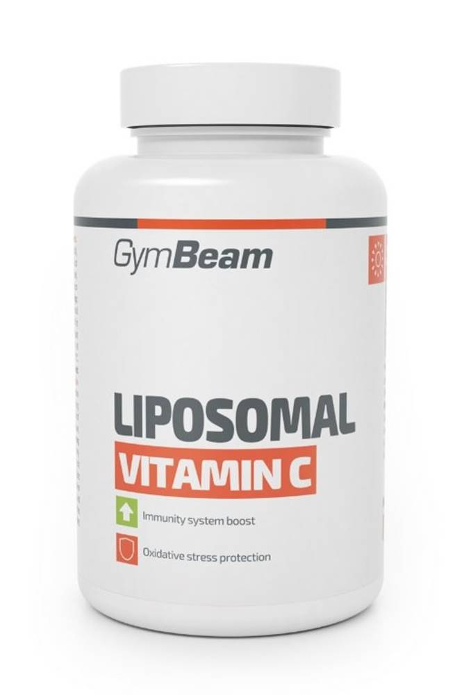 GymBeam Liposomal Vitamin C - GymBeam 60 kaps.