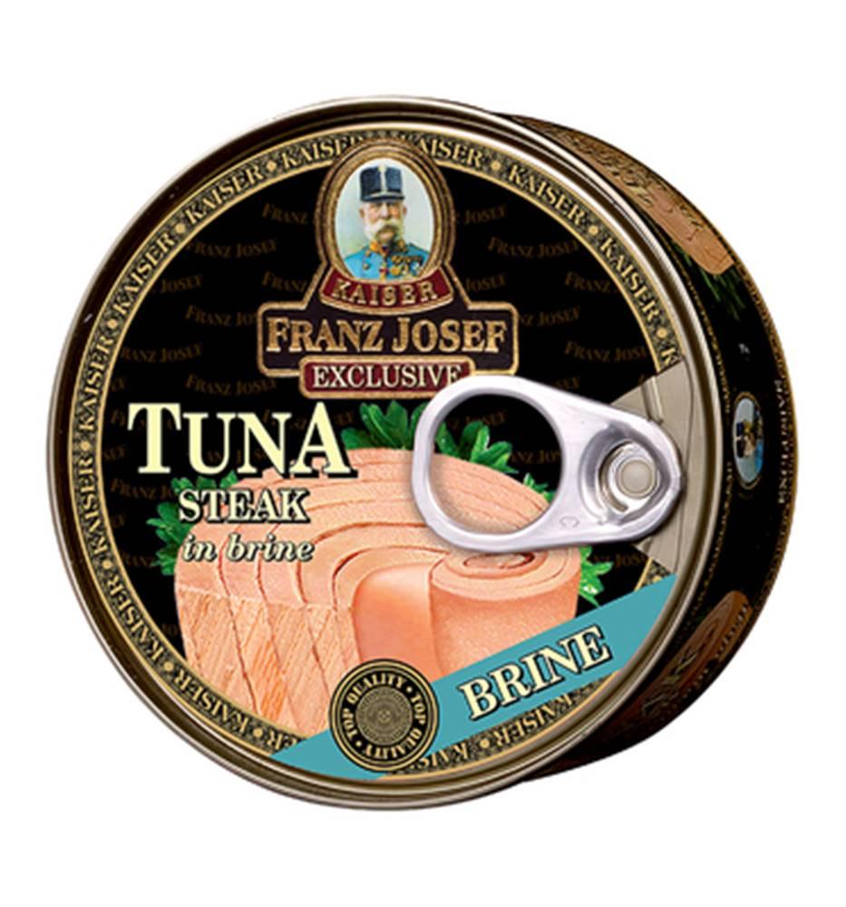 Franz Josef Kaiser Franz Josef Kaiser Tuniak steak vo vlastnej šťave 170 g