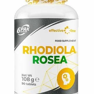 Rhodiola Rosea - 6PAK Nutrition 90 tbl.
