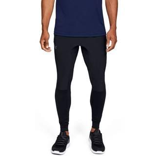 Pánske tepláky Under Armour Hybrid Pants Black - S