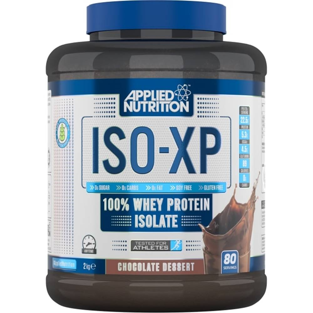 Applied Nutrition Applied Nutrition ISO-XP 1000 g čokoládové cukríky