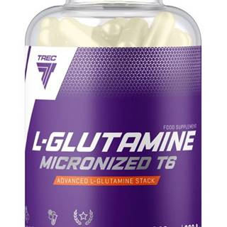 L-Glutamine Micronized T6 - Trec Nutrition 240 kaps.