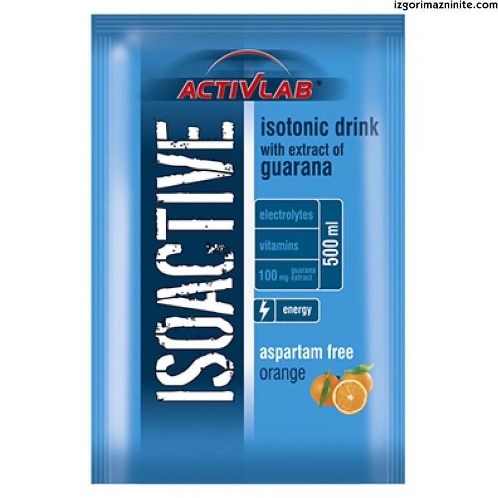 ActivLab ACTIVLAB Iso Active 31,5 g grapefruit