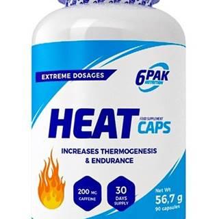 Heat Caps - 6PAK Nutrition 90 kaps.