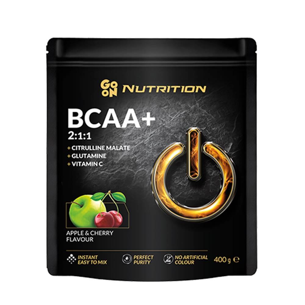 Go On Nutrition Go On Nutrition BCAA 400 g tropický citrón