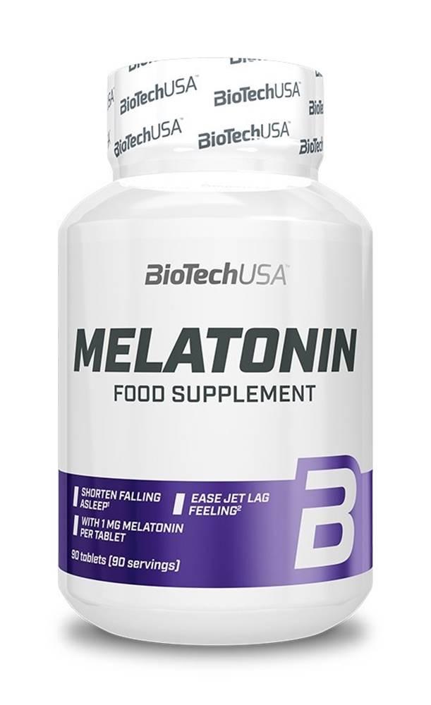 Biotech USA Melatonin - Biotech USA 90 tbl.