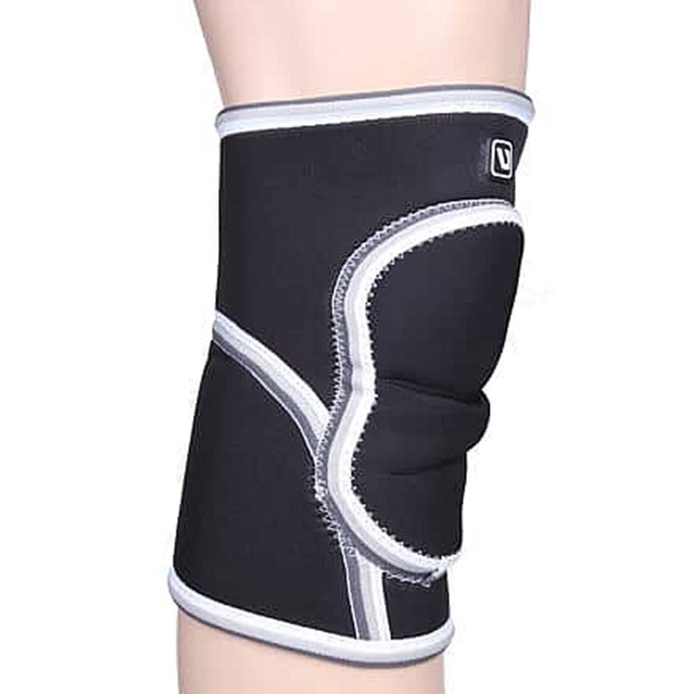 LiveUp LiveUp bandáž koleno LS5751 neoprénová pěnový chránič Velikost oblečení: S-M