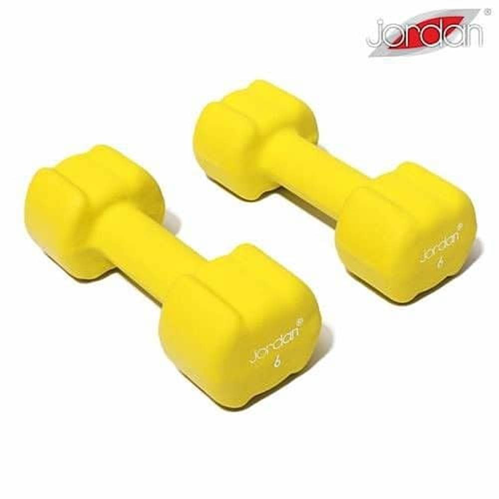 Jordan Činka JORDAN aerobic IGNITE 6 kg, žlutá (ks)