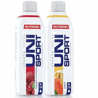 Nutrend Unisport 1000 ml mix bobuľového ovocia