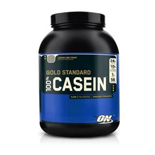 Optimum Nutrition 100% Casein Protein 1818 g exkluzívna čokoláda