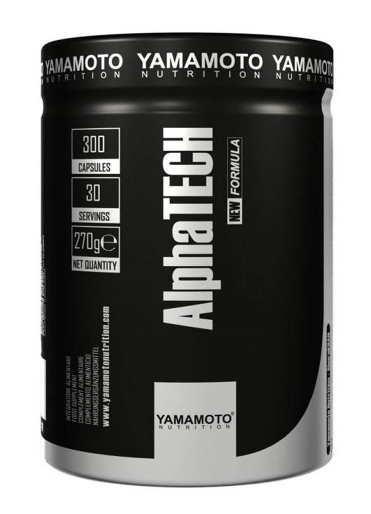 Yamamoto AlphaTech kaps. (lososový proteín v kapsuliach) - Yamamoto  300 kaps.