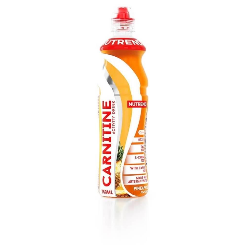 Nutrend NUTREND Carnitine Activity Drink s kofeínom 750 ml ananás
