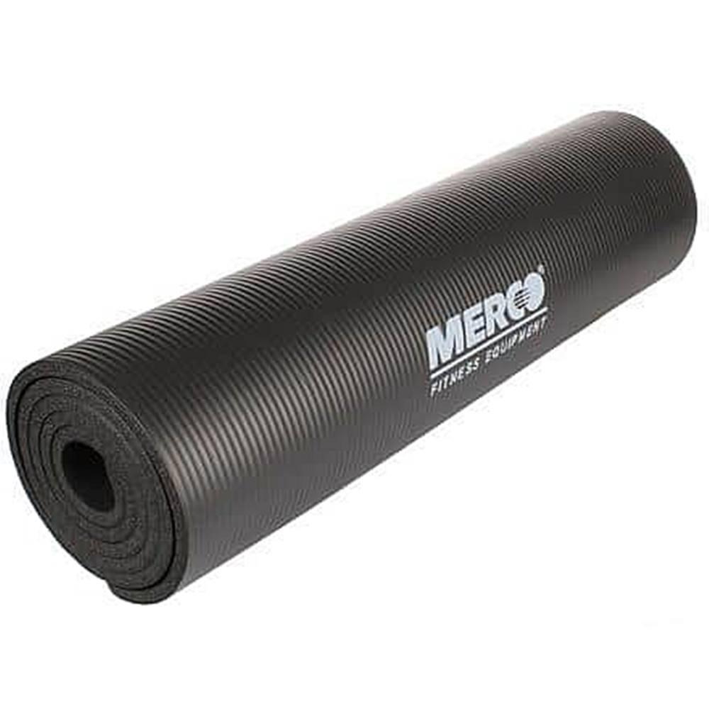 Merco Yoga NBR 10 Mat podložka na cvičení černá