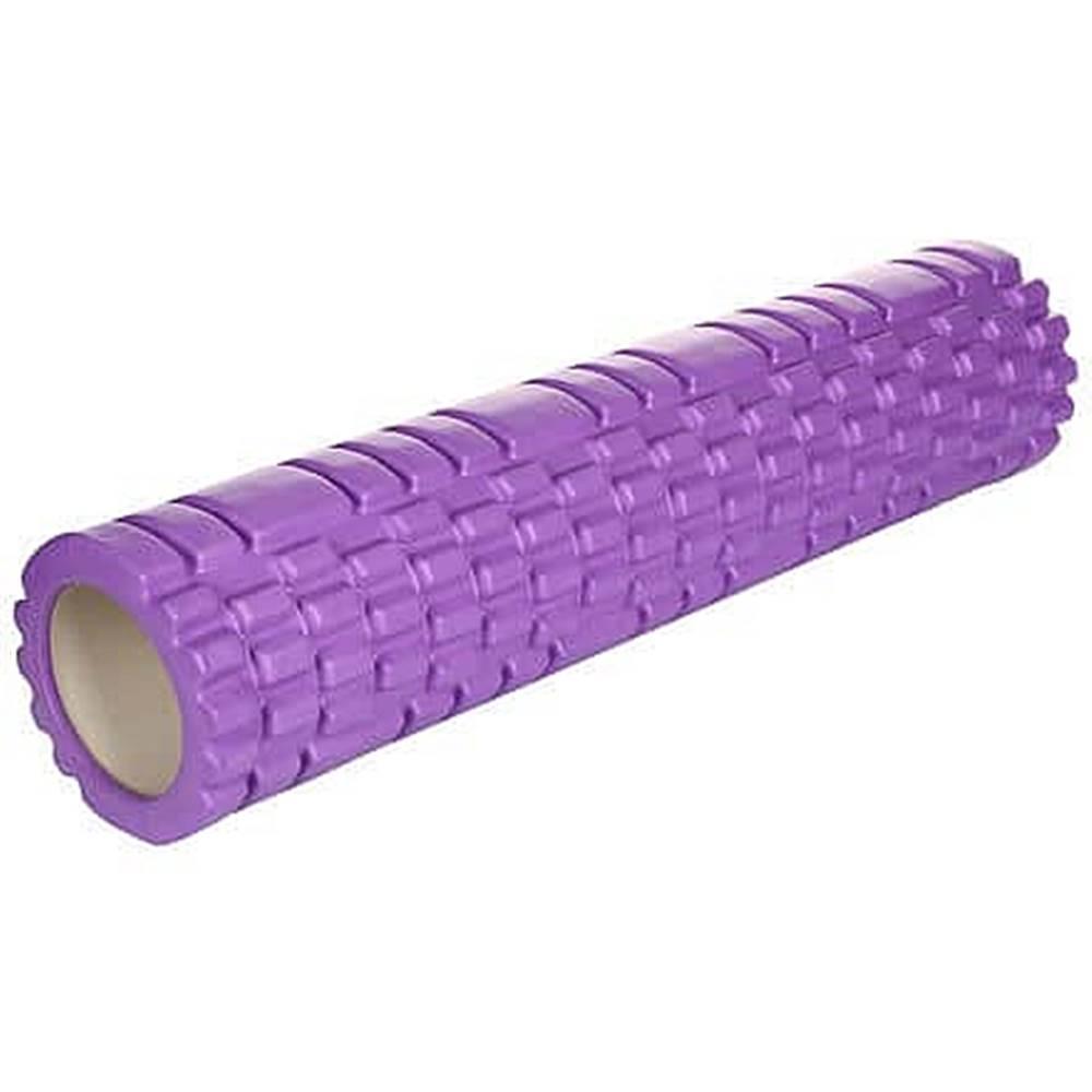 Merco Yoga Roller F5 jóga válec fialová