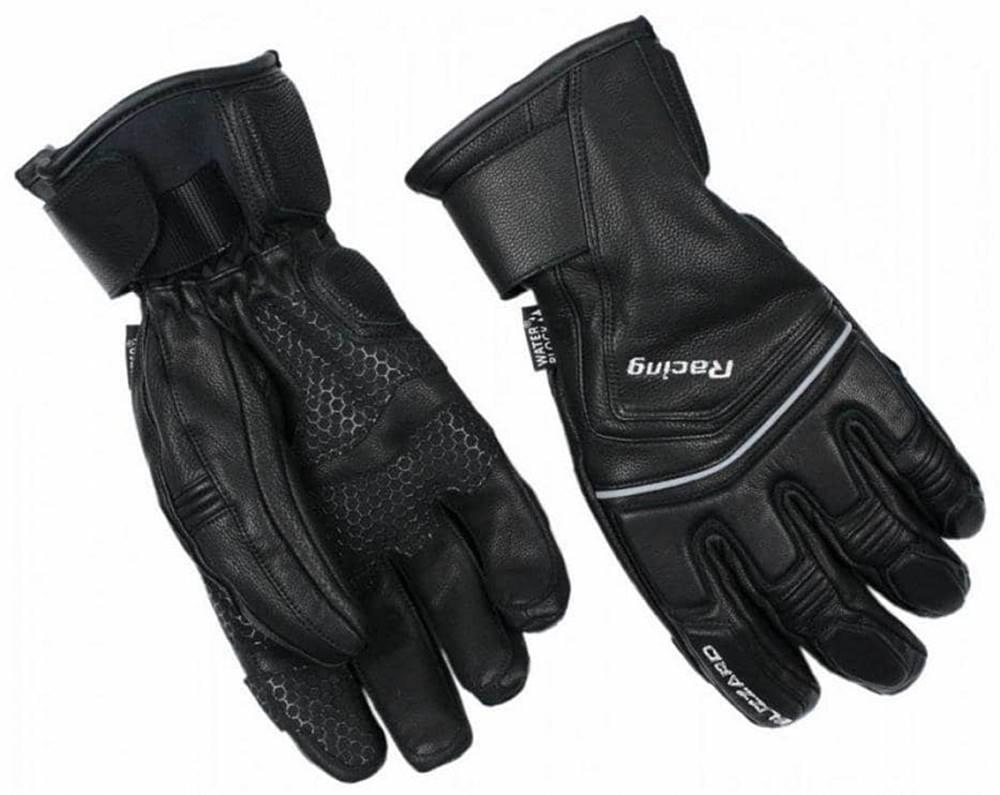 Blizzard Lyžařské rukavice Blizzard Racing Leather Ski - Velikost 7