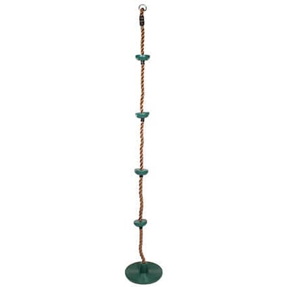 Merco Swing šplhací lano s disky zelená
