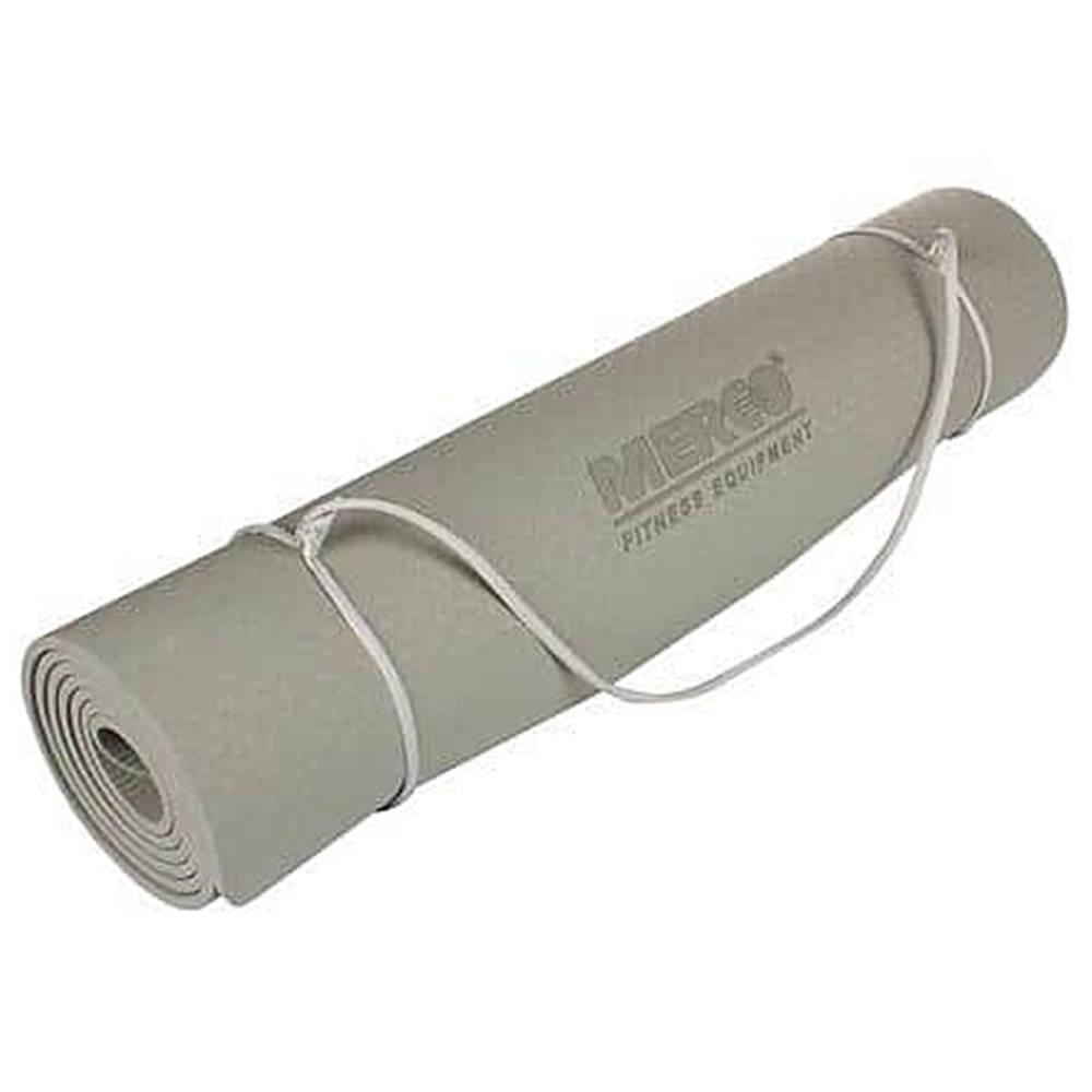 Merco Yoga TPE 6 Mat podložka na cvičení šedá