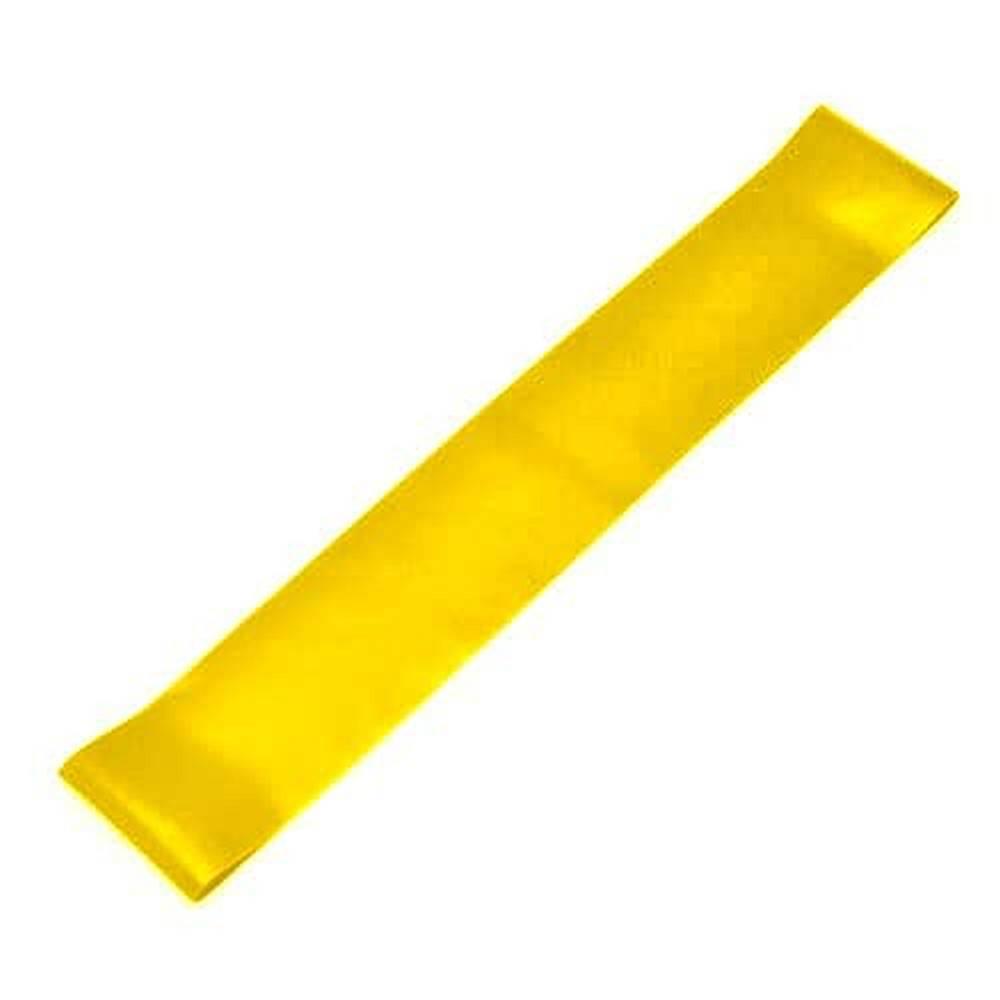 Sedco Odporová posilovací guma SEDCO RESISTANCE BAND - Žlutá