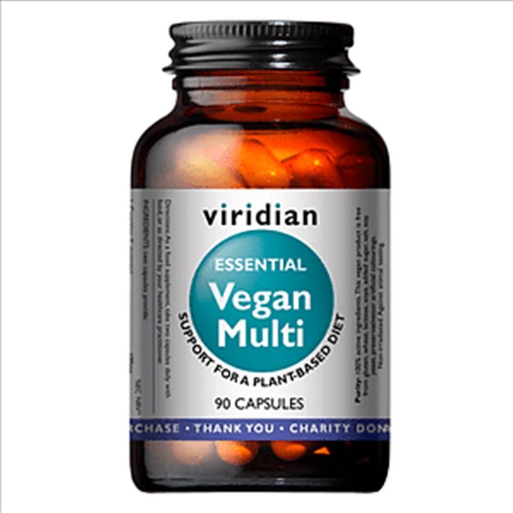 Viridian Vegan Multi 90 cps...