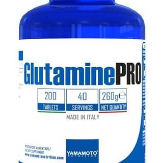 Glutamine PRO Kyowa Quality - Yamamoto 200 tbl.