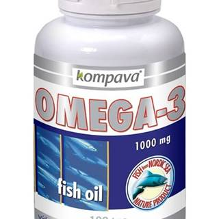Omega-3 - Kompava 100 kaps