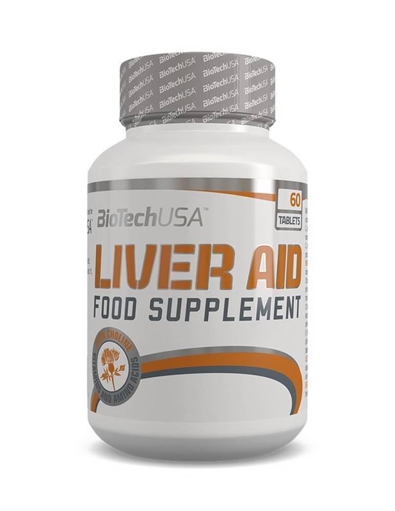 Biotech USA Liver Aid - Biotech USA 60 tbl.