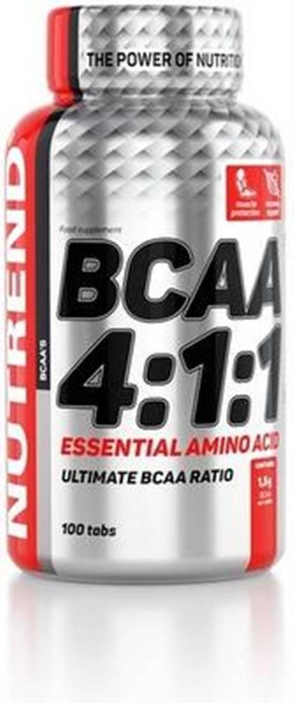 Nutrend Nutrend BCAA 4:1:1 100tbl