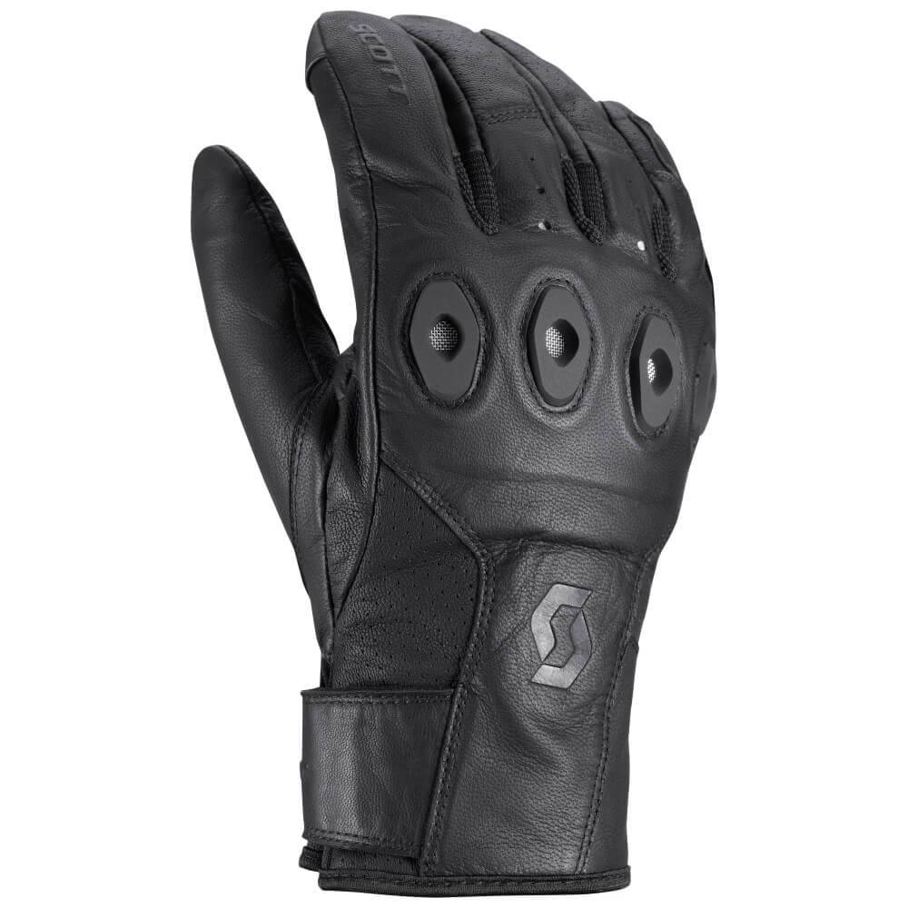 Scott Moto rukavice SCOTT Summer DP Black MXVII čierna - S