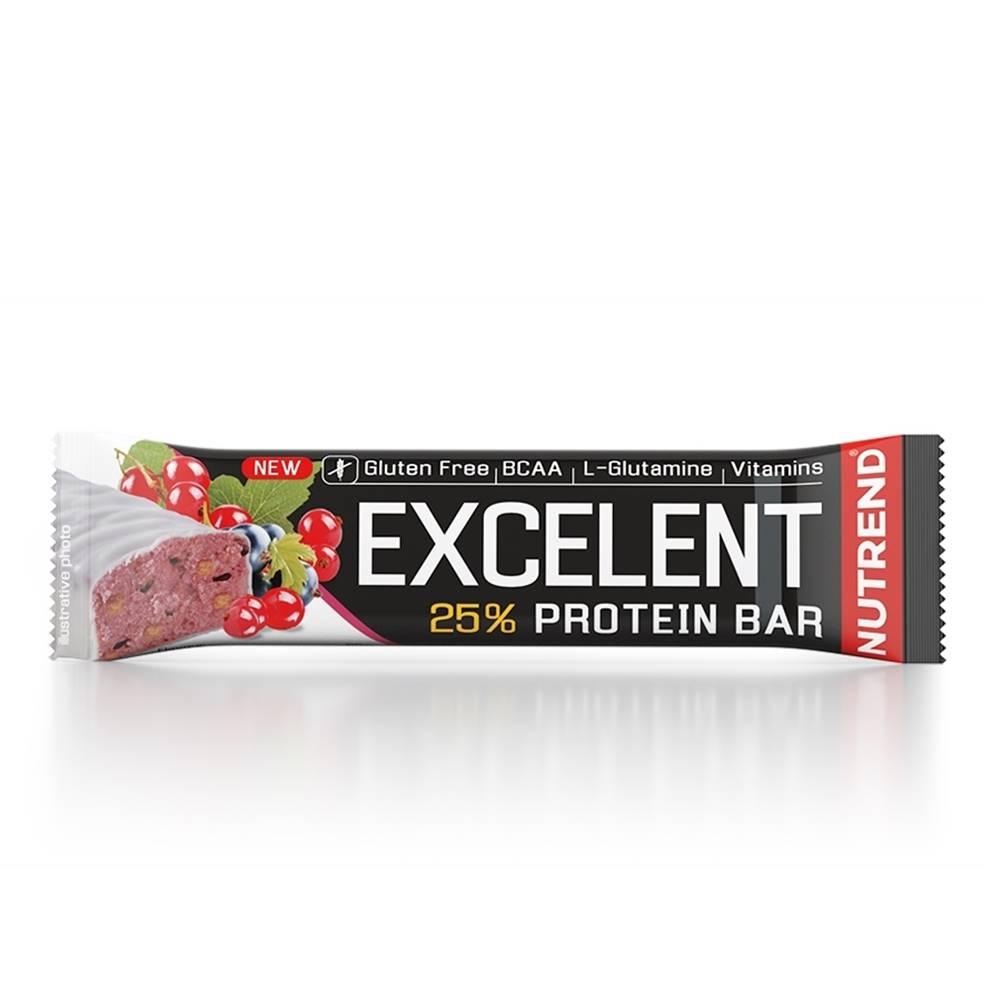 Nutrend Tyčinka Nutrend 85g EXCELENT protein bar marcipán- mandle