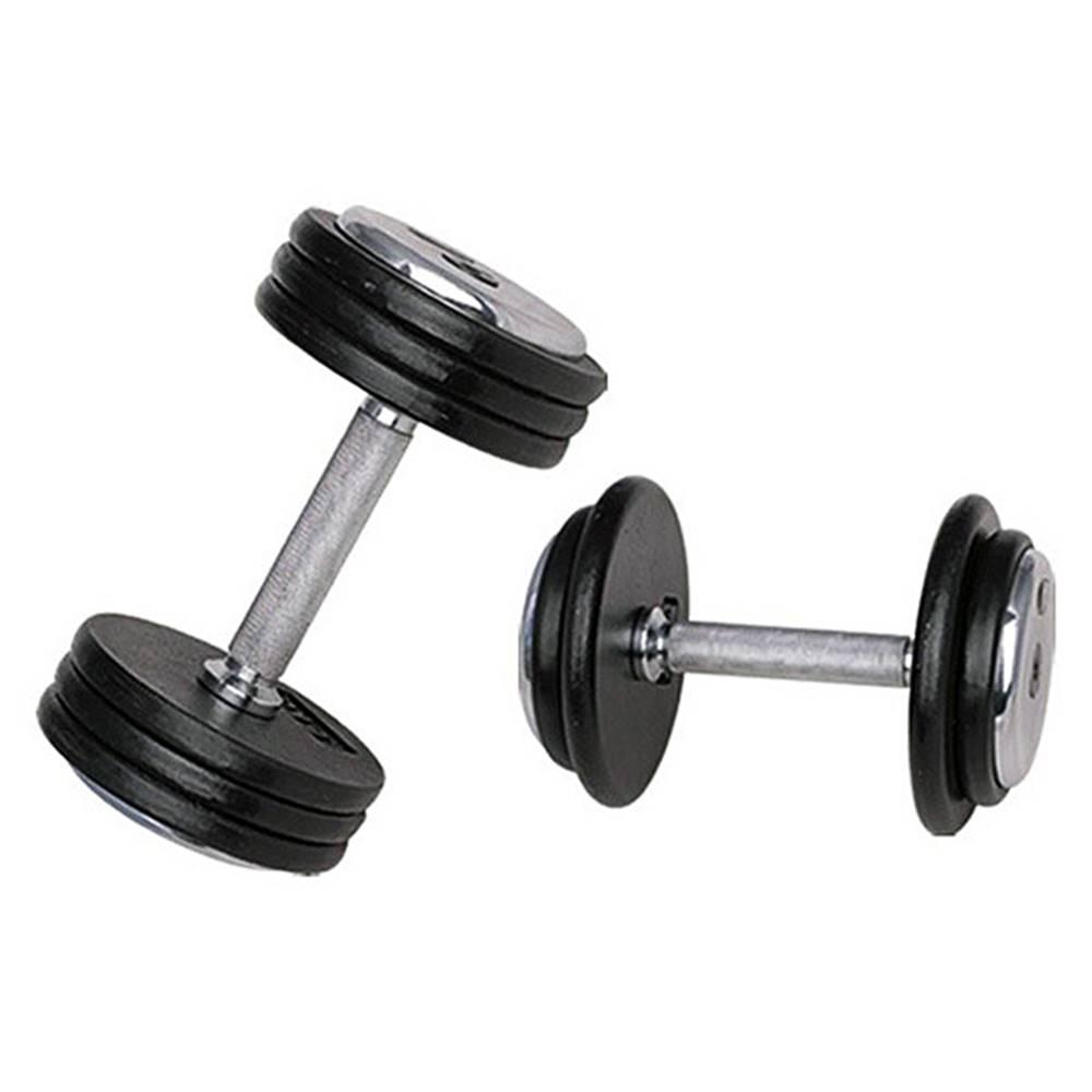 Insportline Jednoručná činka inSPORTline ProfiST 25 kg
