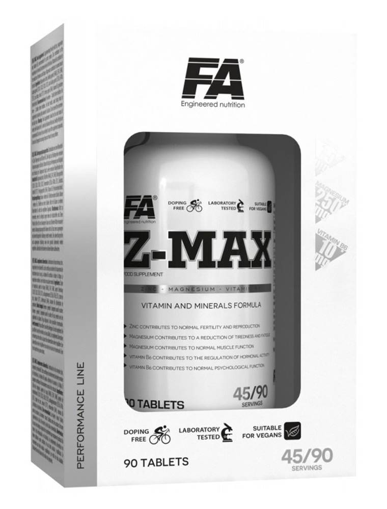 Z-Max - Fitness Authority 9...