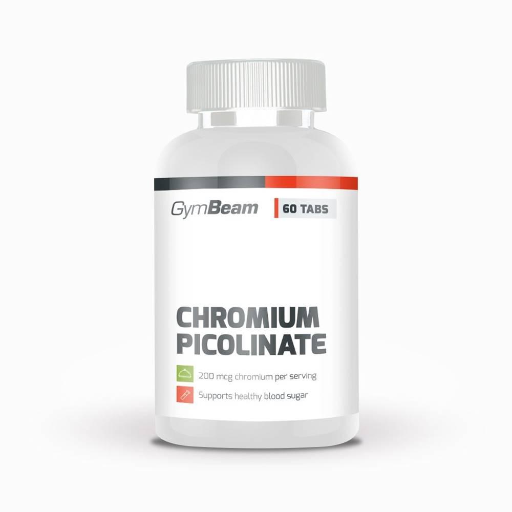 GymBeam GymBeam Chromium Picolinate 60 tab.