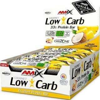 Amix Nutrition Amix Low-Carb 33 % Protein Bar 60 g variant: mango
